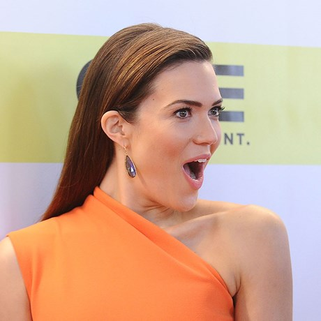 Mandy Moore Shocked