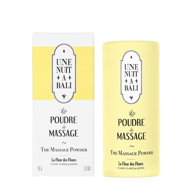 Une Nuit A Bali The Massage Powder