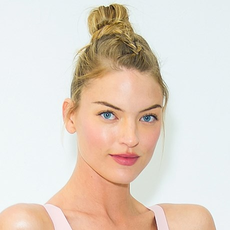 Post-Workout Hair Fixes - Martha Hunt