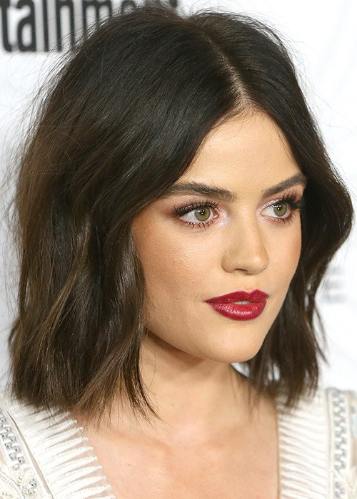 Quick Ways To Take Your Makeup From Day To Night - Lucy Hale
