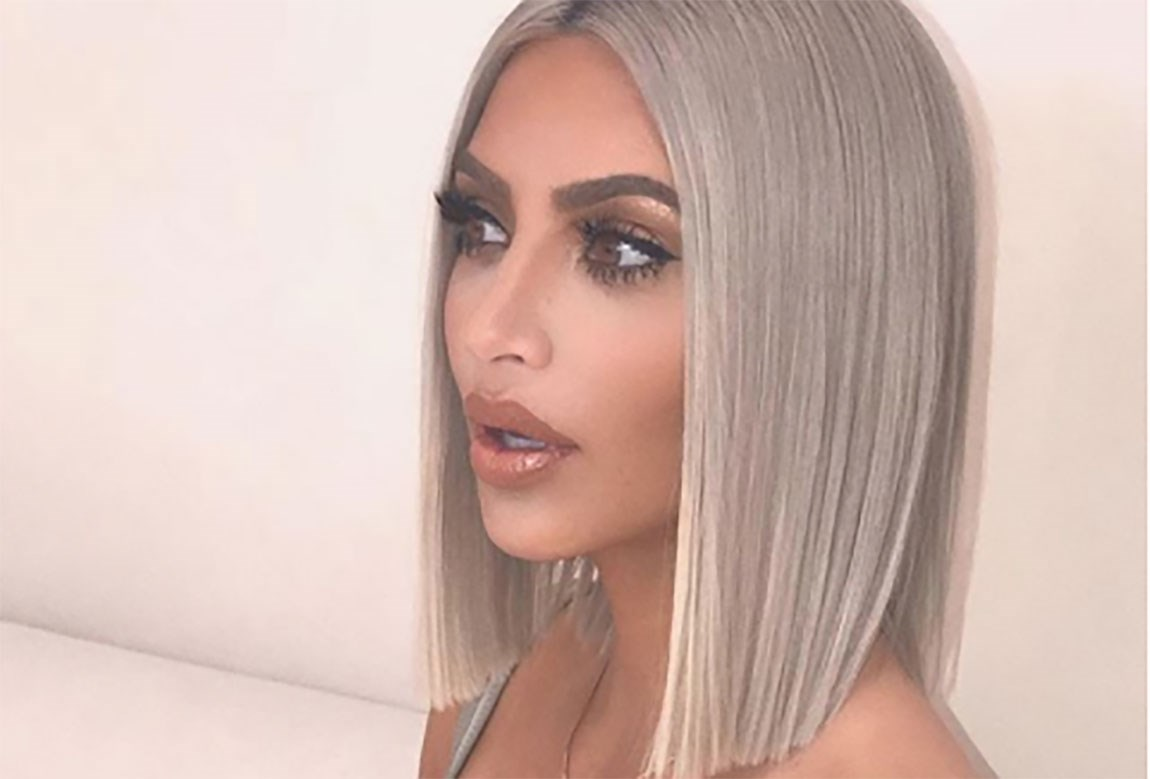 Kim Kardashian Shares Her Go To Product For Frizzy Hair Beauty Crew