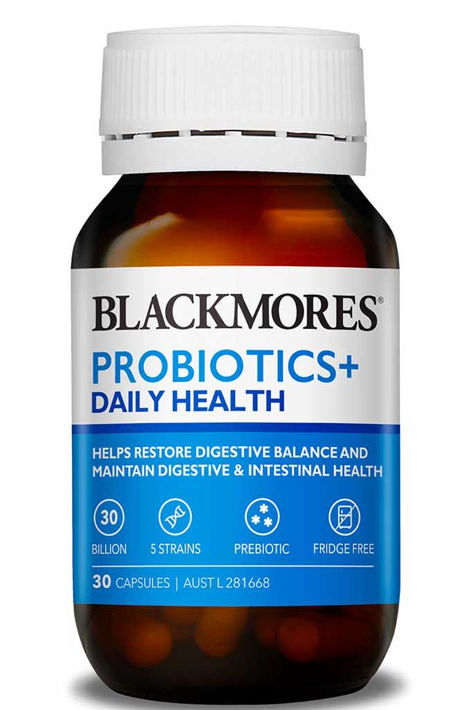 Blackmores Probiotics + Daily Health