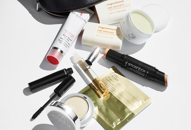 Beauty Products We Can't Travel Without
