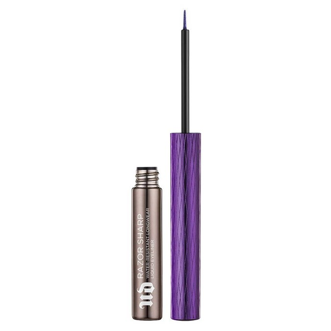 Urban Decay Razor Sharp Longwear Liquid Eyeliner in Retrograde