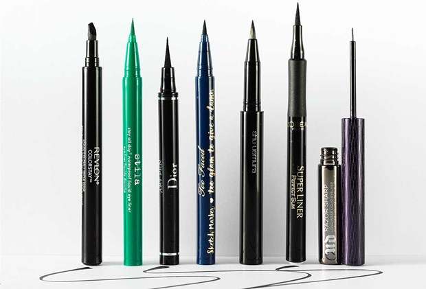 Liquid Liners That Will Up Your Eye Makeup Game