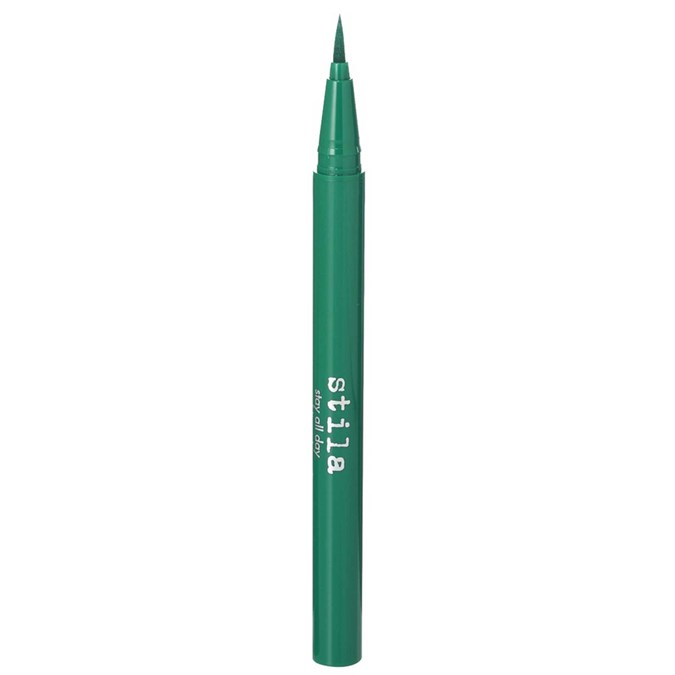 Stila Stay All Day Waterproof Liquid Eye Liner in Emerald