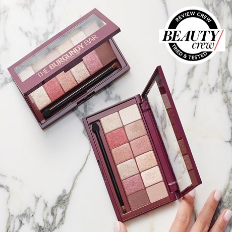 Maybelline New York Burgundy Bar Palette Reviews