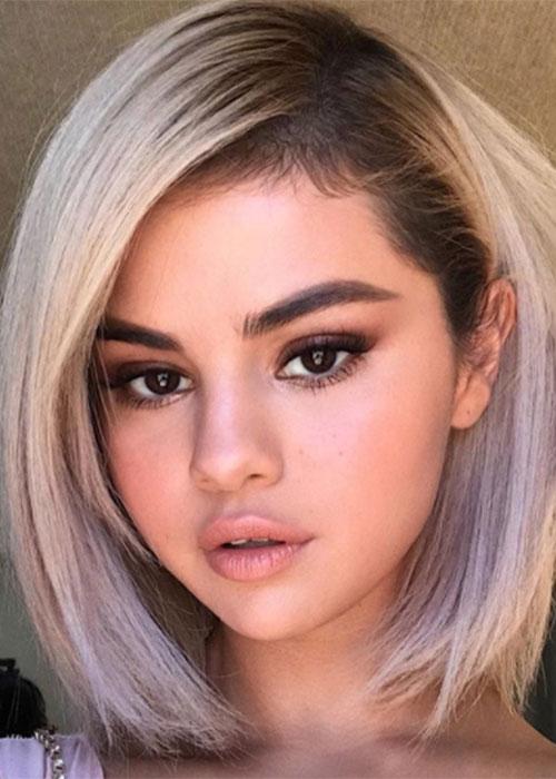 Selena Gomez Debuts New Hairstyle At Nyfw Beauty Crew