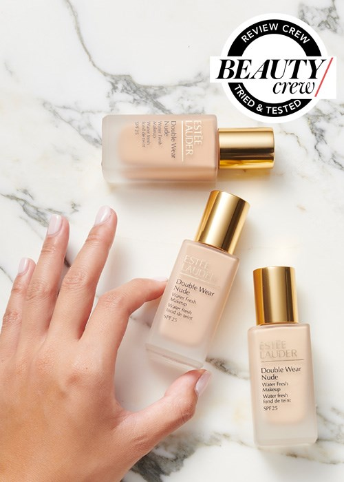 Estee Lauder Double Wear Nude Water Fresh Makeup Reviews