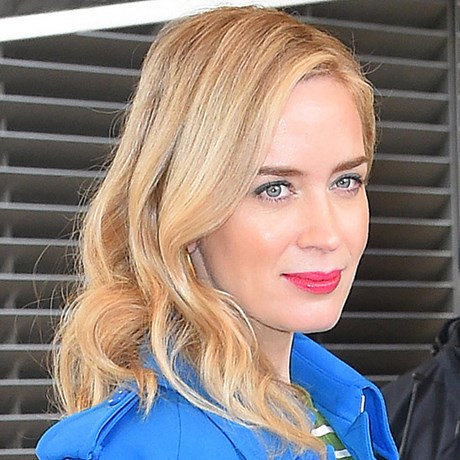 Expert Tips On Colouring Your Hair Blonde - Emily Blunt