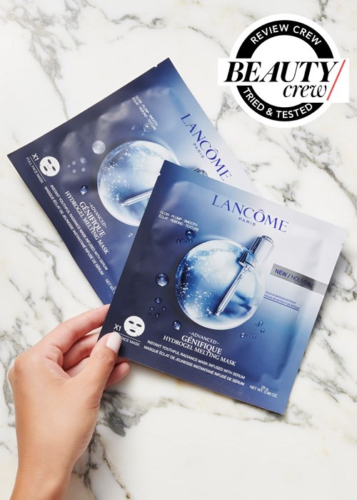 Lancôme Advanced Génifique Hydrogel Melting Mask Reviews