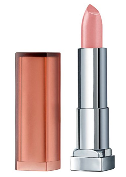 Maybelline New York Color Sensational Inti-Matte Nudes Lipstick in Peach Buff