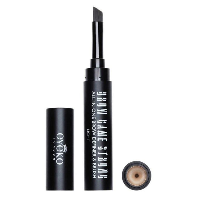Eyeko London Brow Game Strong All-In-One Brow Definer & Brush