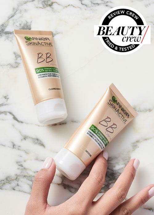 Garnier Skin Active BB Cream Naturals Reviews | BEAUTY/crew