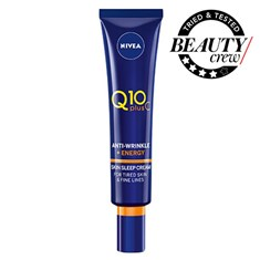 NIVEA Q10PlusC Anti-Wrinkle + Energy Skin Sleep Cream