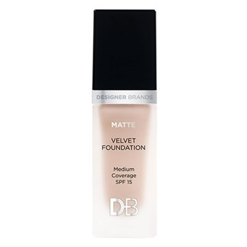 Designer Brands Velvet Matte Foundation