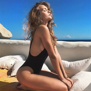 Ways To Firm Legs Josephine Skriver