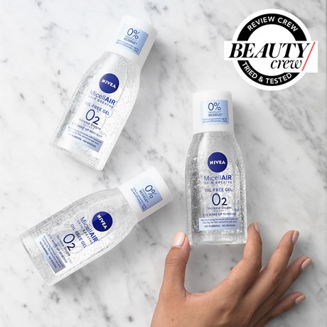 NIVEA MicellAIR Skin Breathe Micellar Gel Reviews