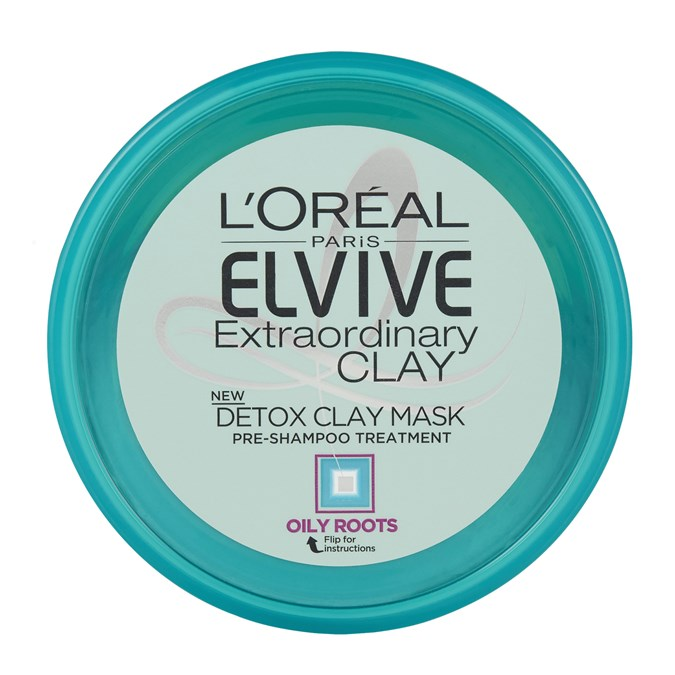 L'Oréal Paris Hair Expert Extraordinary Clay Mask Pre-Shampoo Treatment