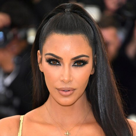 Kim Kardashian Met Gala Makeup Products