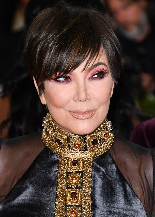 Kris Jenner's new makeup collection