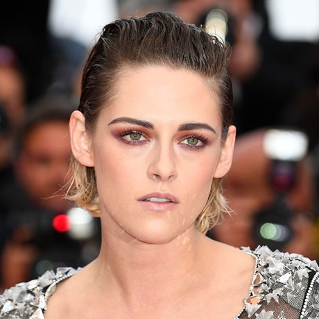 Kristen Stewart's pedicure at Cannes