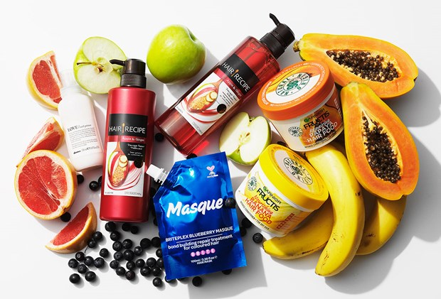 Must-Try Fruit-Infused Hair Products That Smell A Dream