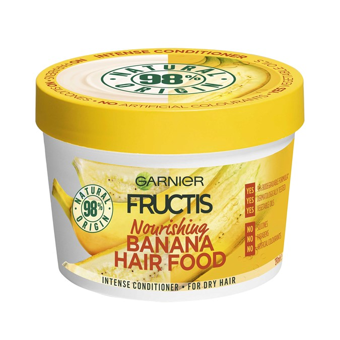 Garnier Fructis Nourishing Banana Hair Food Intense Conditioner