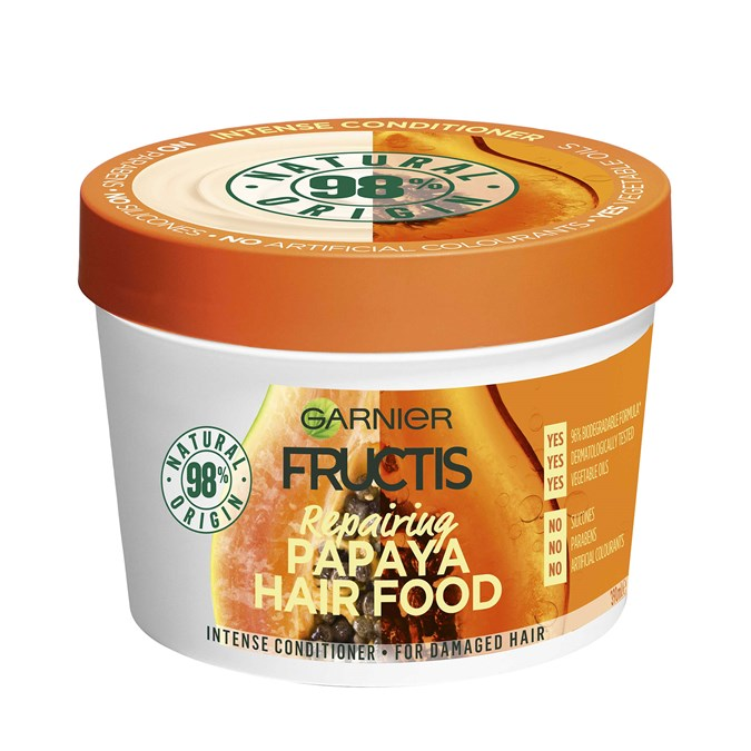 Garnier Fructis Repairing Papaya Hair Food Intense Conditioner