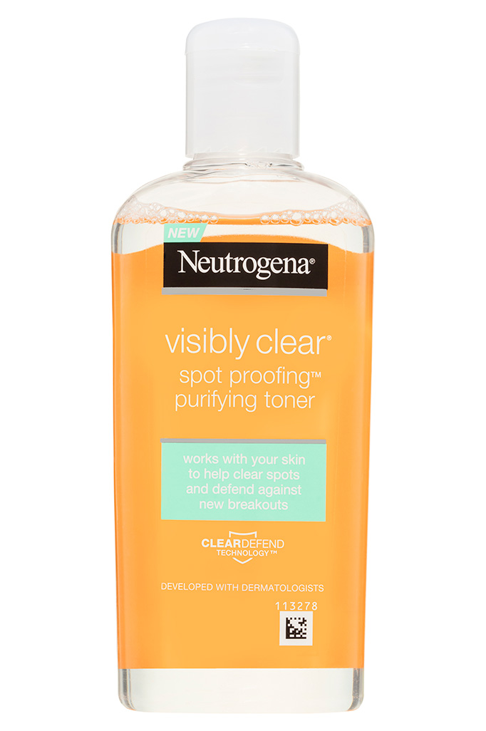 Neutrogena Visibly Clear Spot Proofing™ Purifying Toner