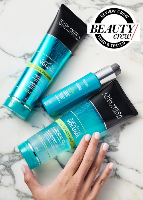 John Frieda Luxurious Volume Core Restore Hair Reviews