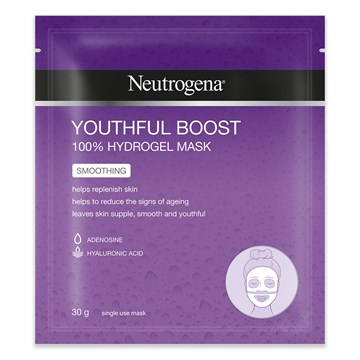 Neutrogena® Youthful Boost® 100% Hydrogel Sheet Mask