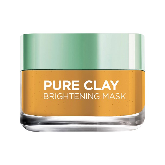 L'Oréal Paris Pure Clay Yuzu Lemon Brightening Mask