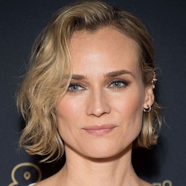 Brow Backcombing Will Give Your Sparse Brows More Oomph - Diane Kruger
