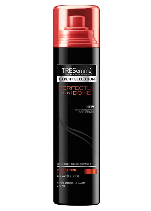 TRESemmé Perfectly (Un)Done Dry Defining Spray