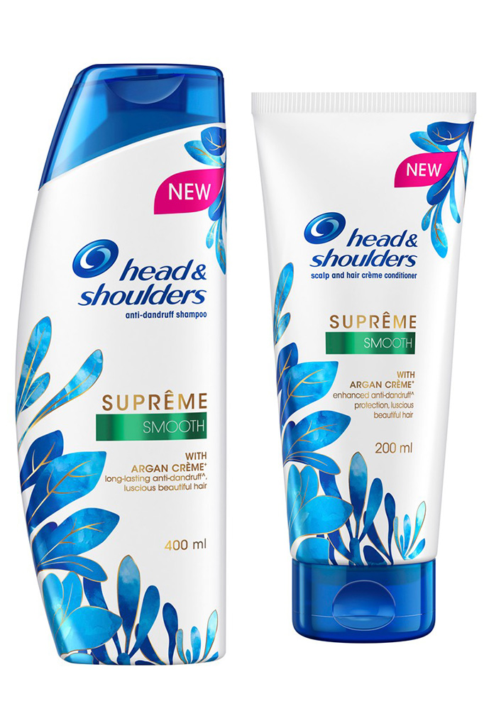 Head & Shoulders Suprême Smooth Shampoo & Conditioner