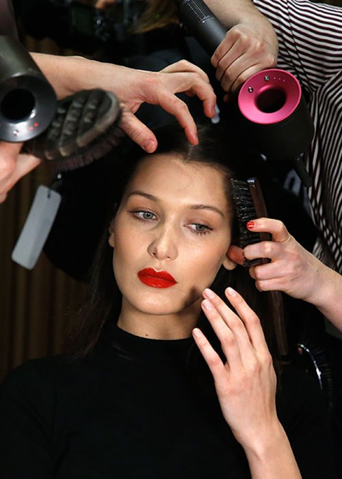 Common blow-drying mistakes