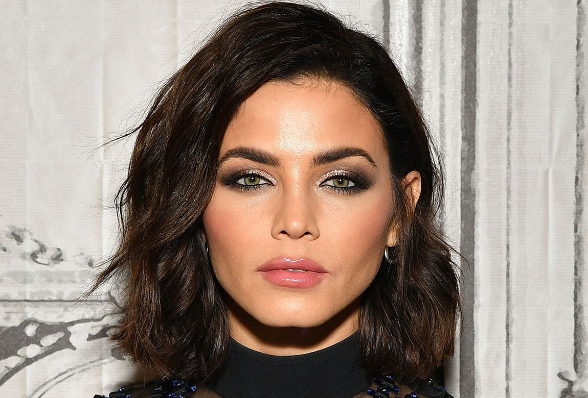 Jenna Dewan Swears By This Trick For Easy Beachy Waves Beauty Crew