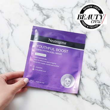 Neutrogena Youthful Boost Hydrogel Mask Reviews