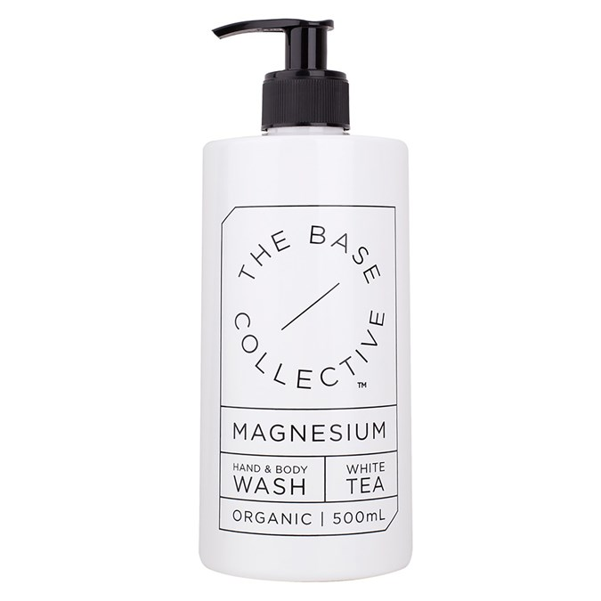 The Base Collective White Tea Hand and Body Wash