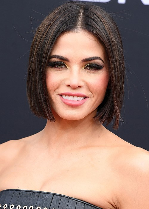 Jenna Dewan's everyday brow routine