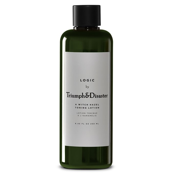 Logic by Triumph & Disaster A Witch Hazel Toning Lotion