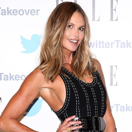 Elle Macpherson uses this product for beachy waves