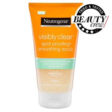 Neutrogena® Visibly Clear® Spot Proofing™ Daily Scrub