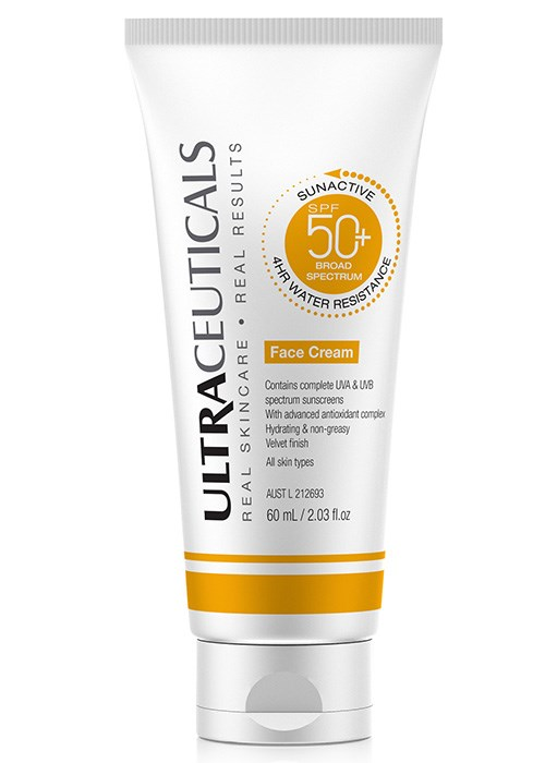 Ultraceuticals Sunactive SPF 50+ Face Cream