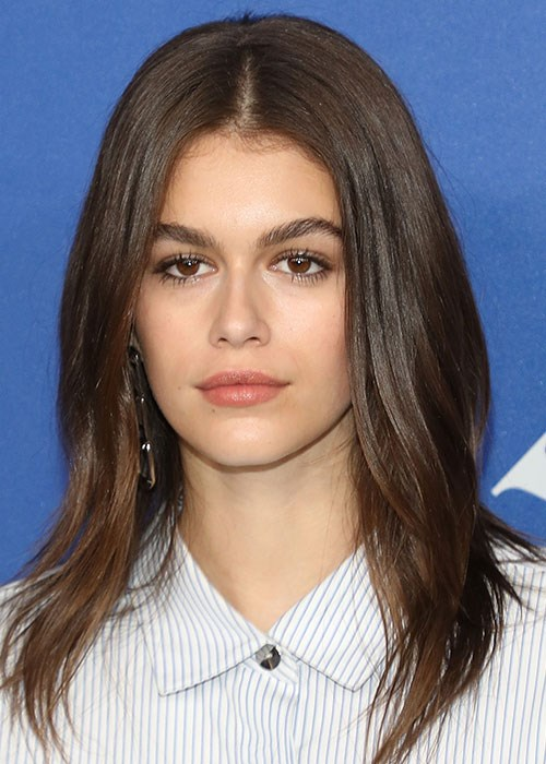 Kaia Gerber Just Dropped The Newest Hair Trend | BEAUTY/crew