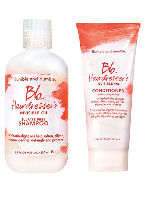 Bumble and bumble Hairdresser's Shampoo and Conditioner