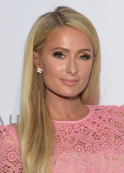 Paris Hilton's new skin care range