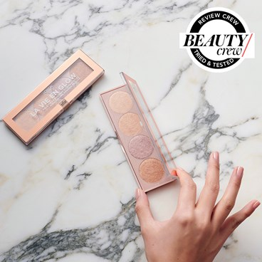 L'Oréal Paris La Vie En Glow Highlighting Palette Reviews