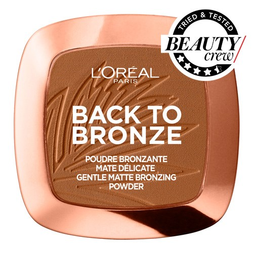 L'Oréal Paris Back to Bronze Matte Bronzer